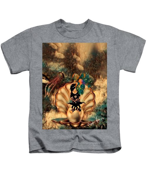 Feeling It All Kids T-Shirt
