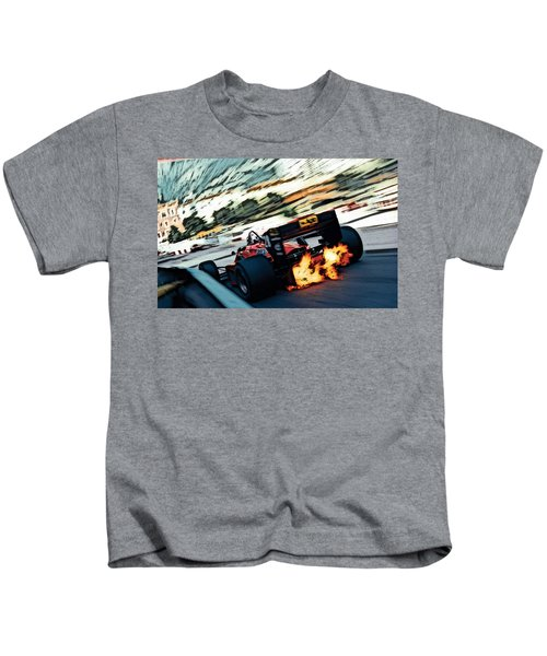 Ferrari 156/85 V6 Kids T-Shirt