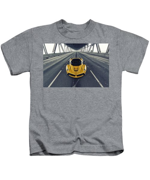 Ferrari Laferrari Kids T-Shirt