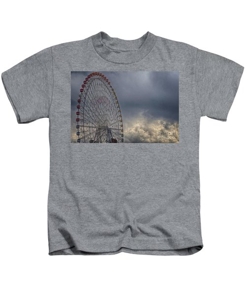 Ferris Wheel Kids T-Shirt