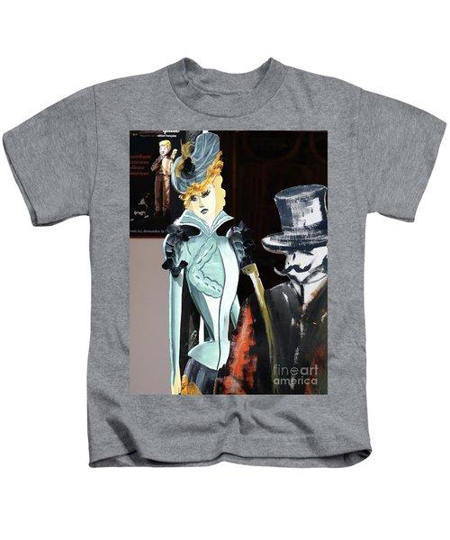 Fete-soulac-1900_21 Kids T-Shirt