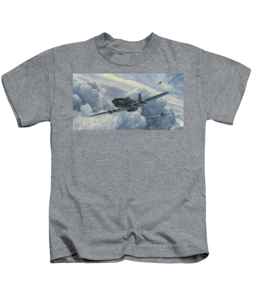Fighting Cobras Kids T-Shirt