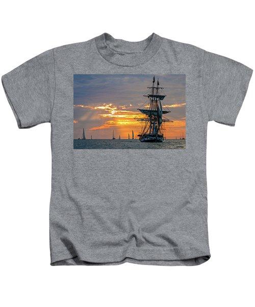 Final Voyage Kids T-Shirt