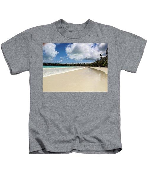 First Footprints Kids T-Shirt