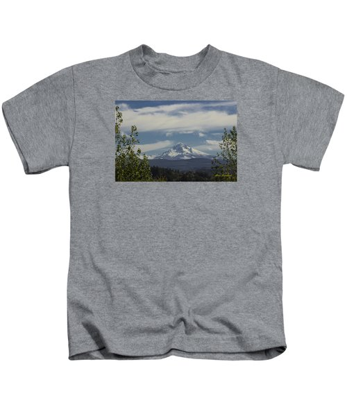 First Snow Signed Kids T-Shirt