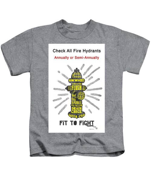 Fit To Fight Kids T-Shirt