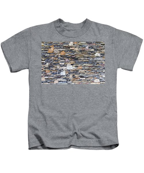 Flagstone Wall Kids T-Shirt