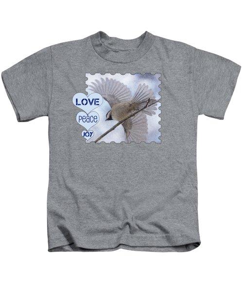 Flight Kids T-Shirt by Karen Beasley