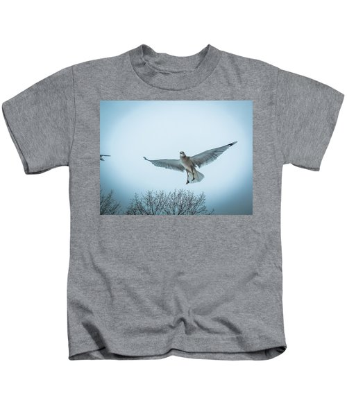 Floating On Hope  Kids T-Shirt