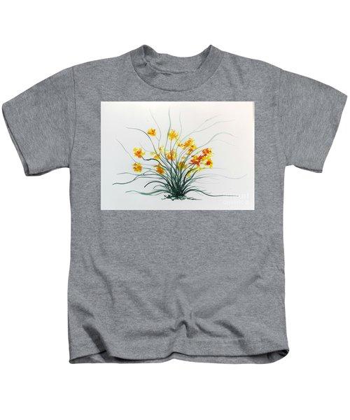 Floral 2 Kids T-Shirt