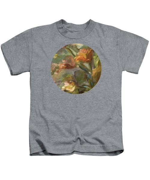 Floral Bouquet Kids T-Shirt