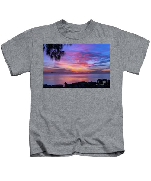 Florida Sunset #2 Kids T-Shirt