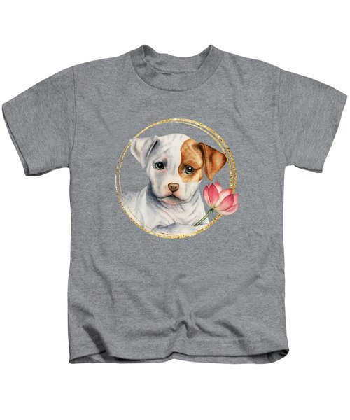 Flower Child 2 Kids T-Shirt