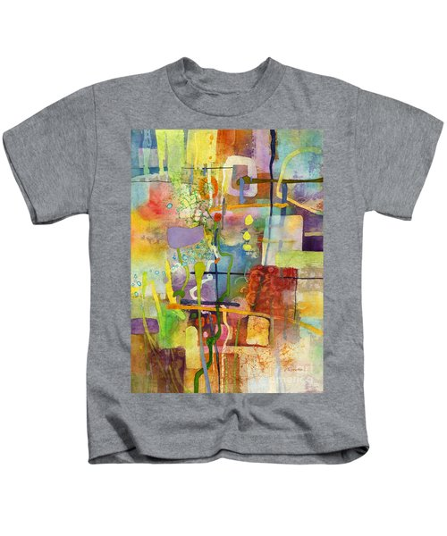 Flower Dance Kids T-Shirt