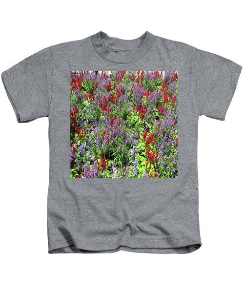 Flower Pop Kids T-Shirt