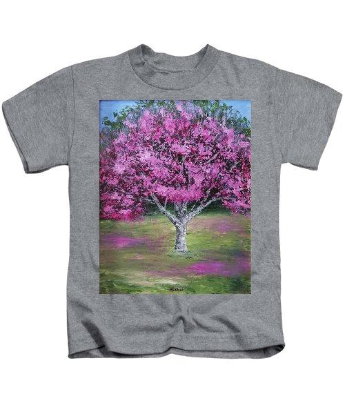 Flowering Tree Kids T-Shirt