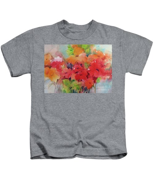 Flowers For Peggy Kids T-Shirt