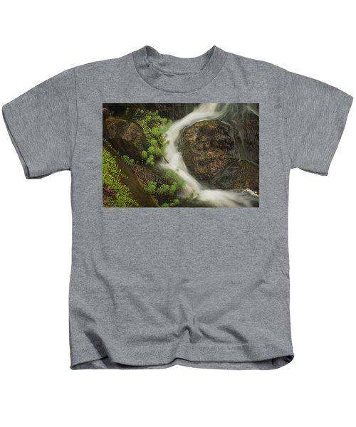 Flowing Stream Kids T-Shirt