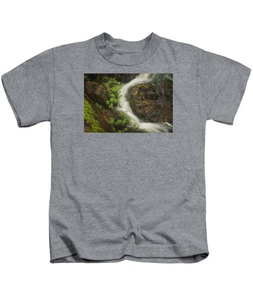 Flowing Stream Kids T-Shirt