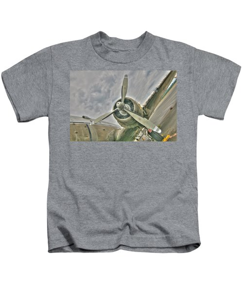 Fly Me Away Kids T-Shirt