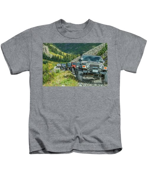 Follow The Leader Kids T-Shirt