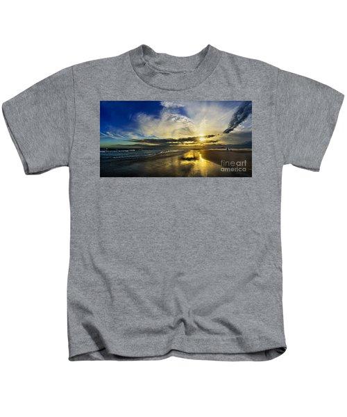 Follow The Sun Kids T-Shirt