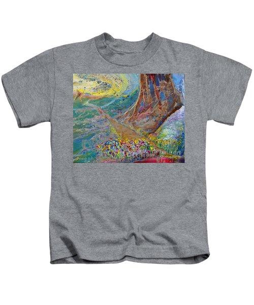 Follow Your Path Kids T-Shirt