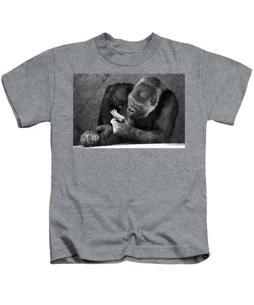 Foot Inspectore Kids T-Shirt