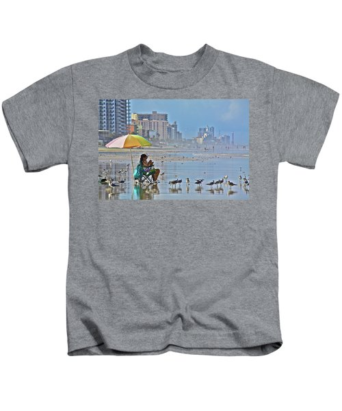 For The Birds Kids T-Shirt