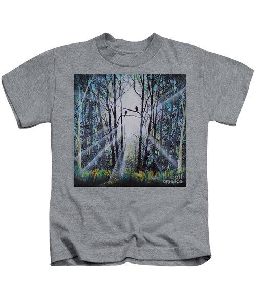 Forest Birds Kids T-Shirt