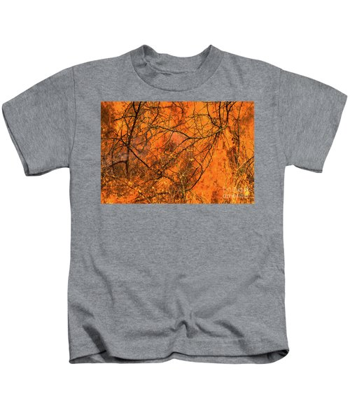 Forest Fire Kids T-Shirt