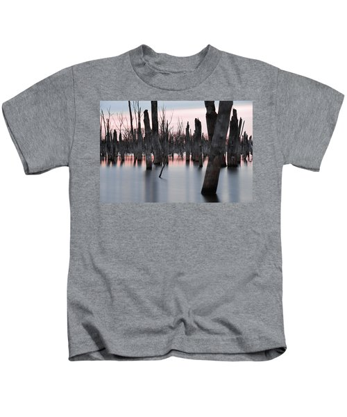 Forest In The Water Kids T-Shirt