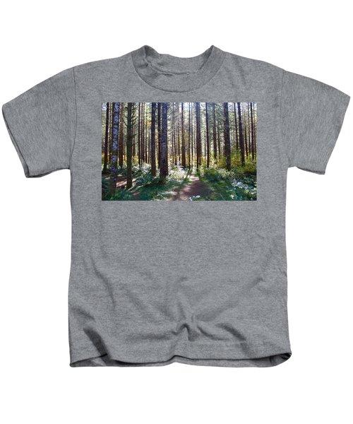 Forest Stroll Kids T-Shirt