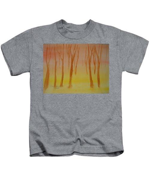 Forest Study Kids T-Shirt