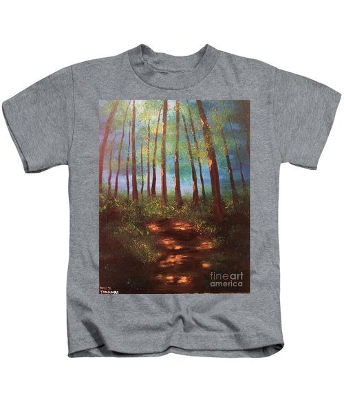 Forests Glow Kids T-Shirt