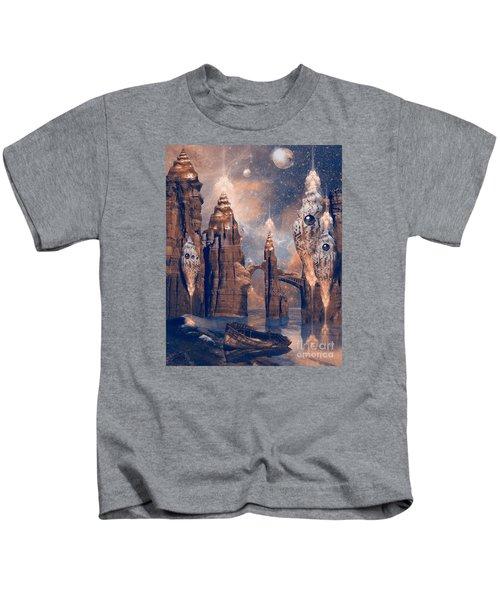 Forgotten Place Kids T-Shirt