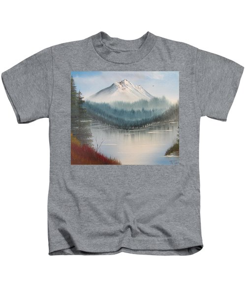 Fork In The River Kids T-Shirt