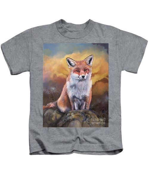Fox Knows Kids T-Shirt