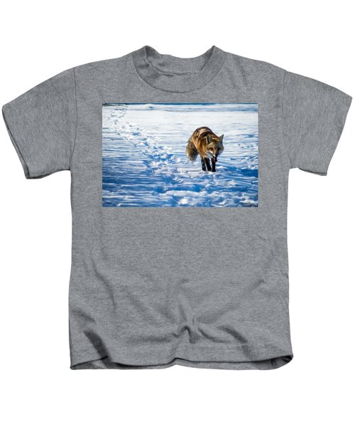 Fox Path Kids T-Shirt