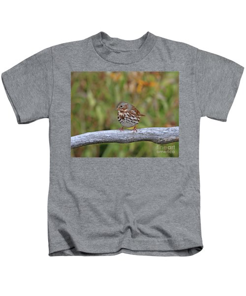 Fox Sparrow Kids T-Shirt