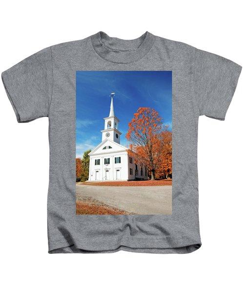 Francestown Meeting Kids T-Shirt