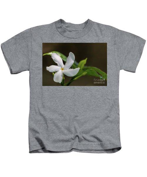Frangipani Curves Kids T-Shirt