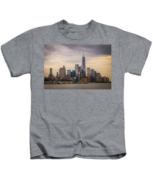 Freedom Tower - Lower Manhattan 2 Kids T-Shirt