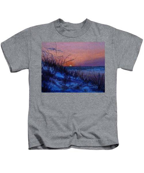 Frenchy's Sunset Kids T-Shirt