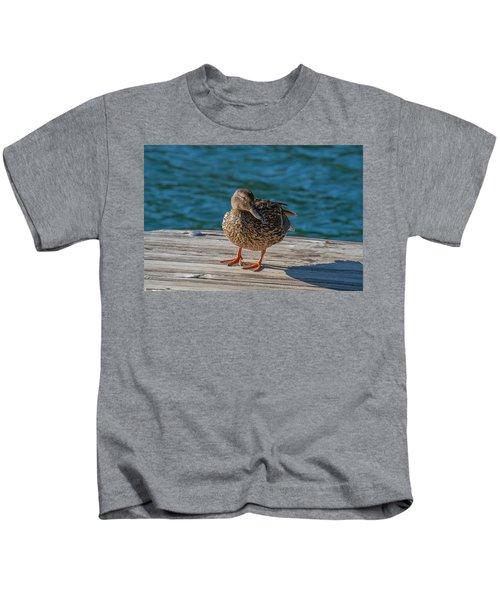 Friendly Duck Kids T-Shirt