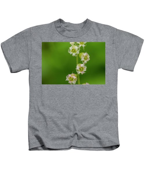 Fringed Cups Kids T-Shirt