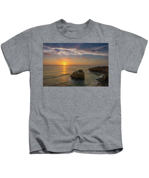 From Surf To Sky Kids T-Shirt