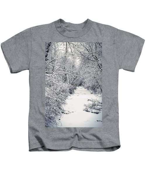 Frosted Feeder Kids T-Shirt