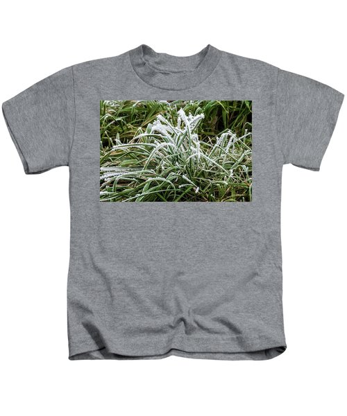 Frosted Grass Kids T-Shirt