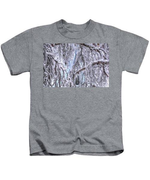 Frozen Falls Kids T-Shirt